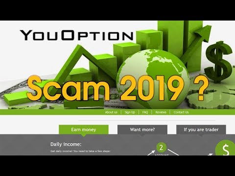 Youoption.net - Earn money free Bitcoin - Scam or Not Scam - 5$ per day