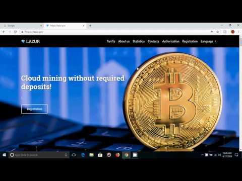 New Free Bitcoin Cloud Mining Site 2019 | Bitcoin Mining Bonus 1000 GH/S Power