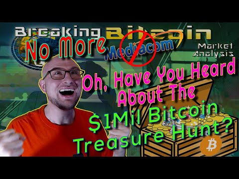 SATOSHI'S TREASURE MARKS OUR RETURN! BREAKING BITCOIN MARKET UPDATE!