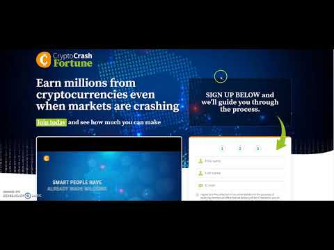 Crypto Crash Fortune Review, Cloned Crypto SCAM Exposed!