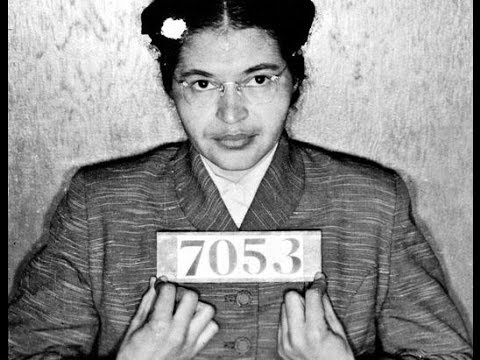 Rosa Parks Died Today Of Measles and ISIL Burning Her Alive !!