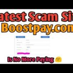 Latest Hyip Site News! Boostpay.com is no more Paying 😢 Latest Scam – Hyips daily