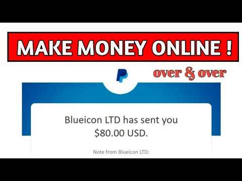 THE EASY WAY  To Make Money And Passive Income Online - How To Make Money Online