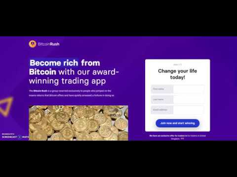Bitcoin Rush Review, Bitcoin Rush Scam APP Exposed!