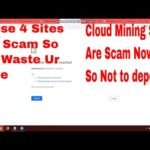 Bitcoin Cloud Mining Sites Scam – satominer.io – gornen.com – corhash.com – fastminer.io Scam Sites