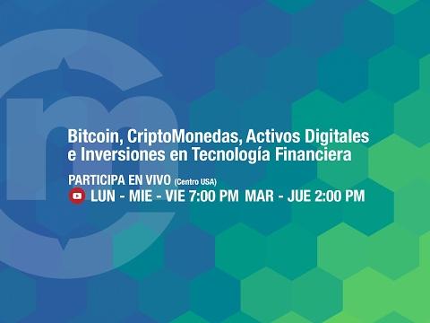 Hablando de #Bitcoin y #Criptomonedas - Abril 25, 2019