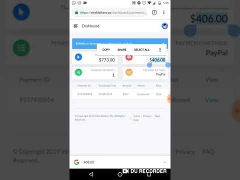 10 - Viral Dollars ViralPay.co | Make LEGIT Money Online On Social Media With Viral Dollars