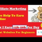 Affiliate Marketing Hindi - How to Make Money Online [ My Earning Proofs]