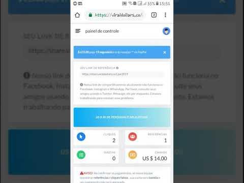 Dinheiro ●●Dólar Viral ViralPay.co |Make LEGIT Money Online Em Mídias Sociais Com Dólares Virais