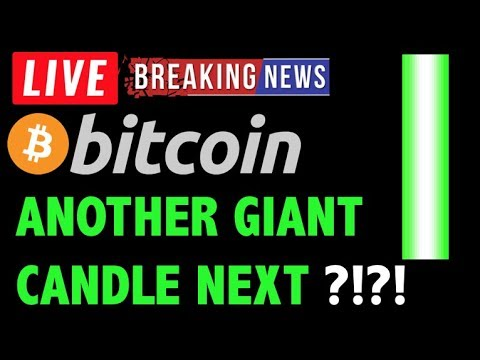 Bitcoin ANOTHER GIANT CANDLE INBOUND?! -Crypto Trading Analysis & BTC Cryptocurrency Price News 2019