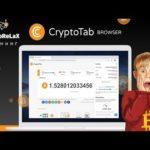 CryptoTab - заработок криптовалюты биткоин без вложений! Mining Bitcoin. Заработок в интернете
