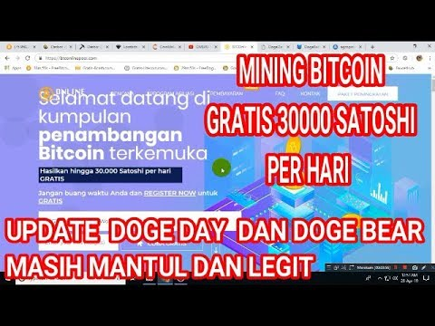 gratis 30000 satoshi per hari [ mining bitcoin terbaru ]