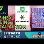 The Bitcoin News Show #106 – Bitfinex legal woes, Institutional BTC Trading, Lightning Labs Wallet