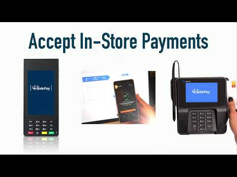 Merchant Services & Business Payments Overview