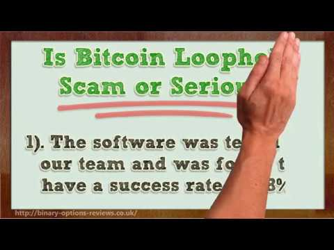 Bitcoin Loophole Review, Scam Or Legit - The Ultimate Results Of $250 Trading
