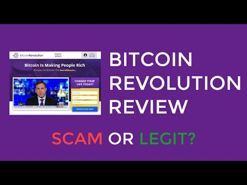 Bitcoin Revolution Review: SCAM or Legit? LIVE 2019 Results