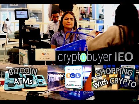Cryptobuyer XPT - Bitcoin ATM + Merchant Services company - Initial Exchange Offering IEO