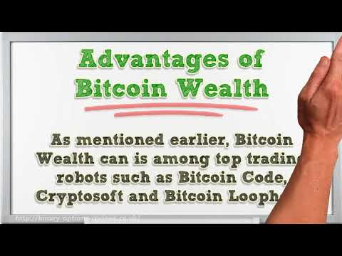 Bitcoin Wealth Review, Scam or Legit Trading Robot? The Truth!