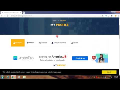 NEW FREE BITCOIN CLOUD MINING SITES WITH 1000 GHS WITHOUT INVESTMENT