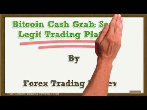 Bitcoin Cash Grab Review,  Scam or Legit Trading Platform? The Truth