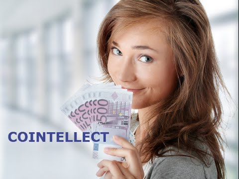 cointellect регистрация , правильная установка программы.