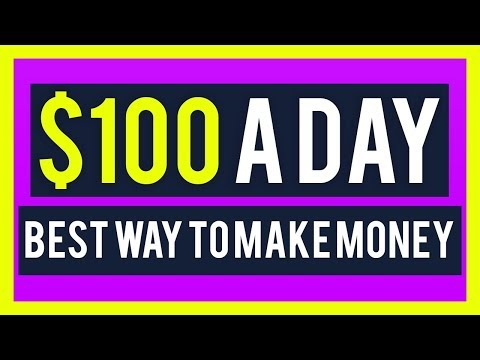 The BEST Way To MAKE MONEY Online! (even if you're a broke beginner)