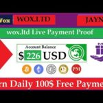 FREE DOGECOIN TOP MINING SITE 2019 || Wox 20000 Doge Earn || BEST FREE MINING SITE