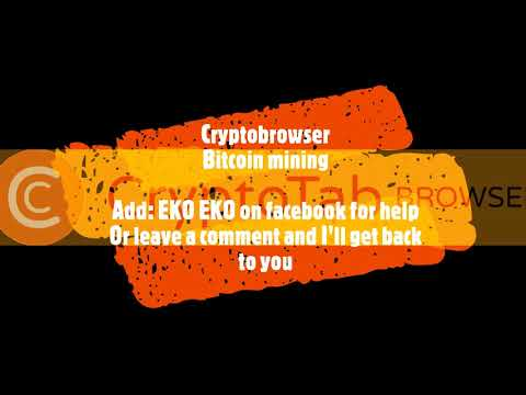 Bitcoin mining https   get cryptobrowser site