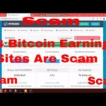 Bitcoin Earning & Cloud Mining Sites Scam | Bitcoin Free Earning Sites Scam – 4 Sites Are Scam