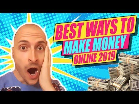 Best Ways to Make Money Online 2019 (Special Edition)