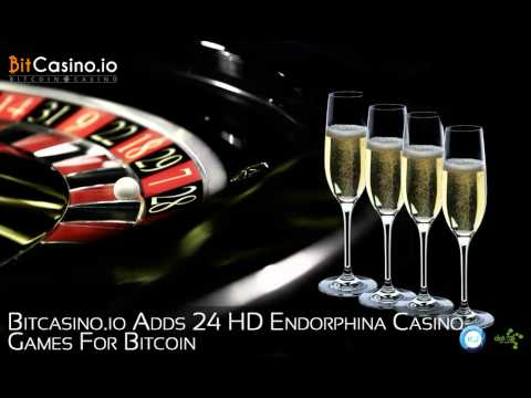 DatSyn News - Bitcasino.io Adds 24 HD Endorphina Casino Games For Bitcoin
