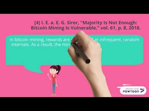 190320 CSC580 AJ VIDEO Bitcoin Mining