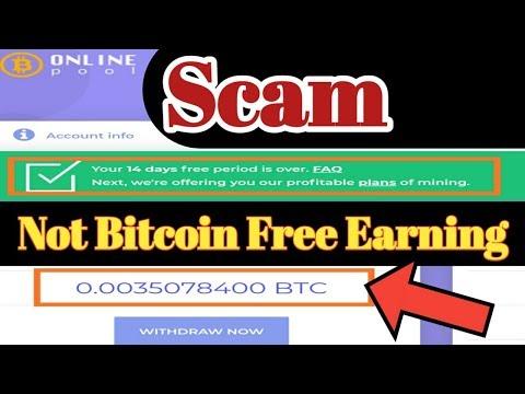 btconlinepool.com Scam |btconlinepool.com Site New Update |Btconlinepool.com Not Free Earning
