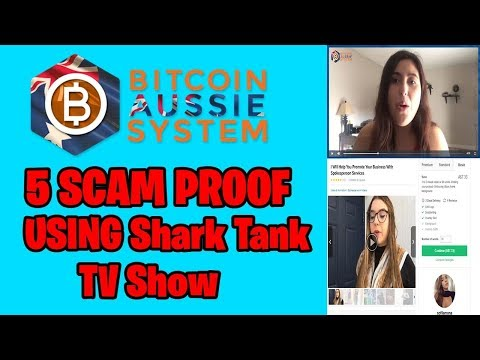 Bitcoin Aussie System Review: (5 SCAM PROOF 2019) illegally USING Shark Tank TV Show!