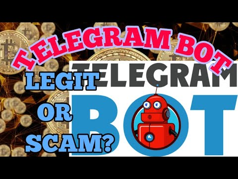 Bitcoin for Free Telegram Bot Paying or Scam?