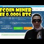 situs mining bitcoin terbaru 2019 –  Review bitcoin mining free bonus 0.0005 BTC