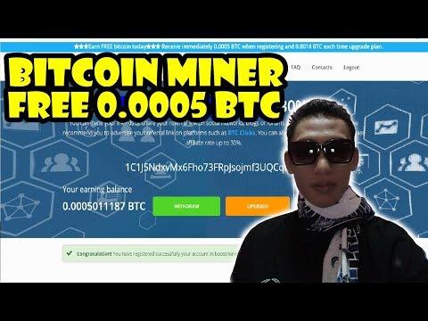situs mining bitcoin terbaru 2019 -  Review bitcoin mining free bonus 0.0005 BTC
