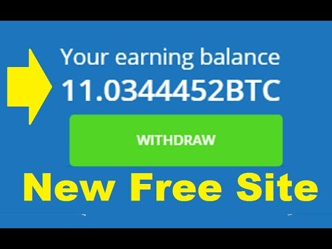 New Free Bitcoin Cloud Mining Site 2019 | Earn Free Bitcoin | New Free Bitcoin Cloud Mining Site