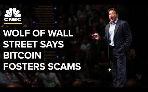 Jordan Belfort: The SEC Won't Get Involved In Bitcoin