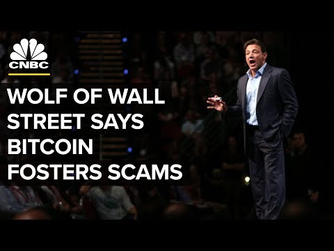 Jordan Belfort: The SEC Won't Get Involved In Bitcoin