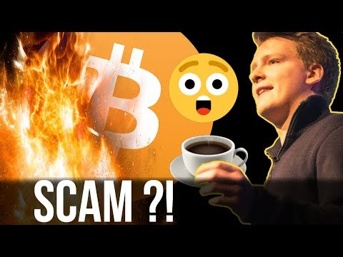 $50M SCAM ICO?! Post BITCOIN MAXIMALISM
