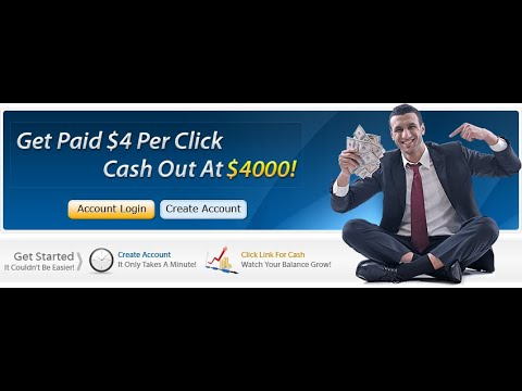 Make Money Online with Moneey4Click | 229566 | Instant payment via PayPal, Bitcoin etc