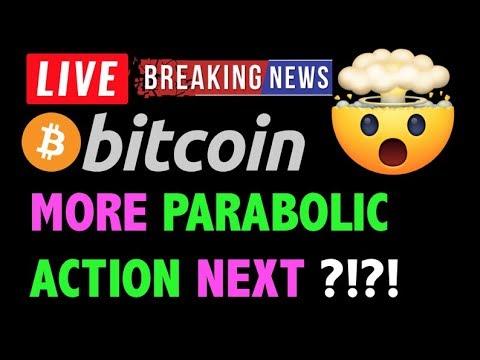 Bitcoin MORE PARABOLIC ACTION NEXT?! - Crypto Trading Analysis & BTC Cryptocurrency Price News 2019