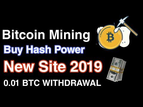 Bitcoin Mining Hash Power invest site