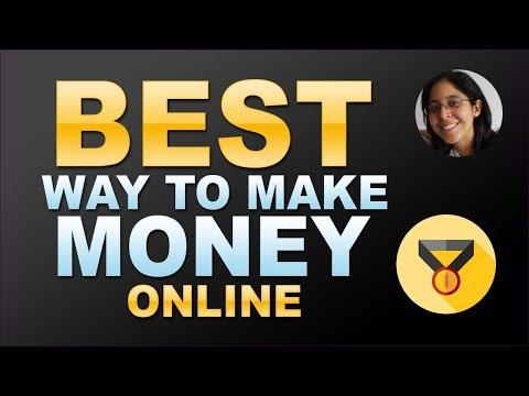 BEST Way To Make MONEY Online 2019 (SUPER POWERFUL Method)