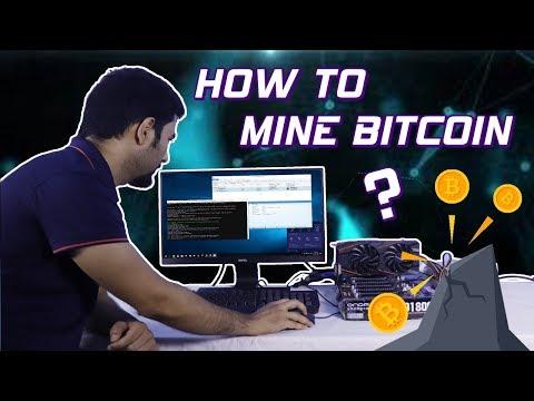 Bitcoin Mining   How to Mine Bitcoins 2019 Hindi