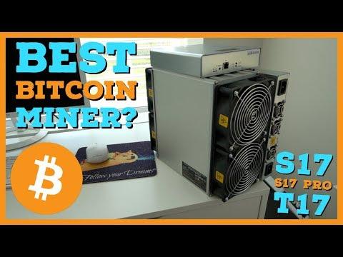 Bitmain Antminer Bitcoin Miners Review | S17 vs S17 Pro vs T17 | Bitcoin Mining Profitability!