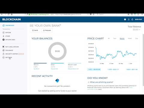 How to create a Bitcoin Wallet get an xpub