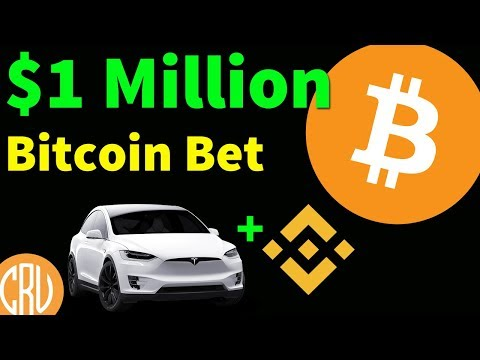 $1M Bitcoin Bet - Trade BNB on Tesla | Bitcoin and Cryptocurrency News