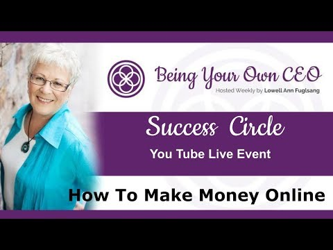 How To Make Money Online - #BYOC20190528